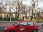 Strada Ana Ipatescu - Parcul Central