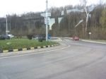 Sensul giratoriu si intersectia Traian Vuia - Cernauti